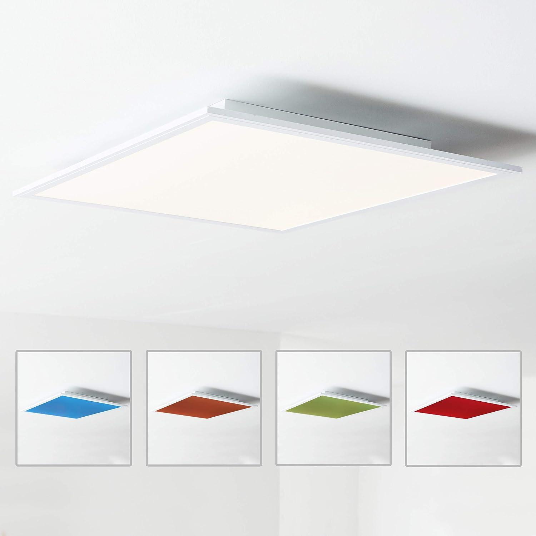 Albrillo 35W LED Panel 120x30cm Dimmbar RGB Farbwechsel