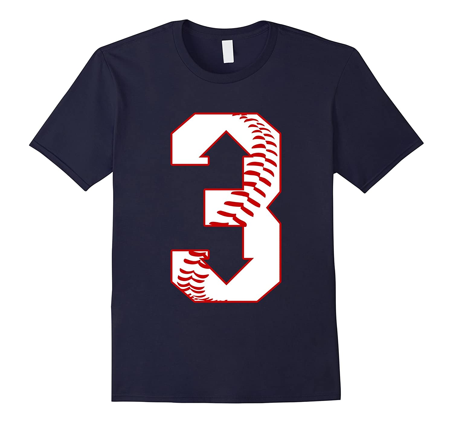 3 Up 3 Down Baseball Shirt-T-Shirt