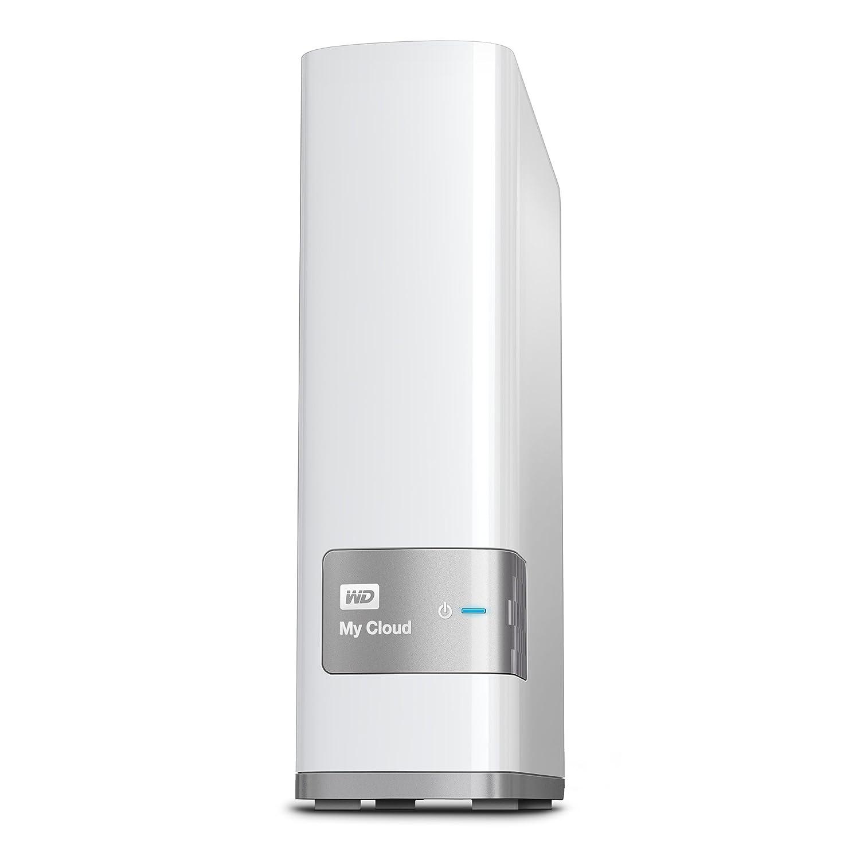 WD My Cloud 6TB Personal Cloud Storage - NAS (WDBCTL0060HWT-NESN) Western Digital