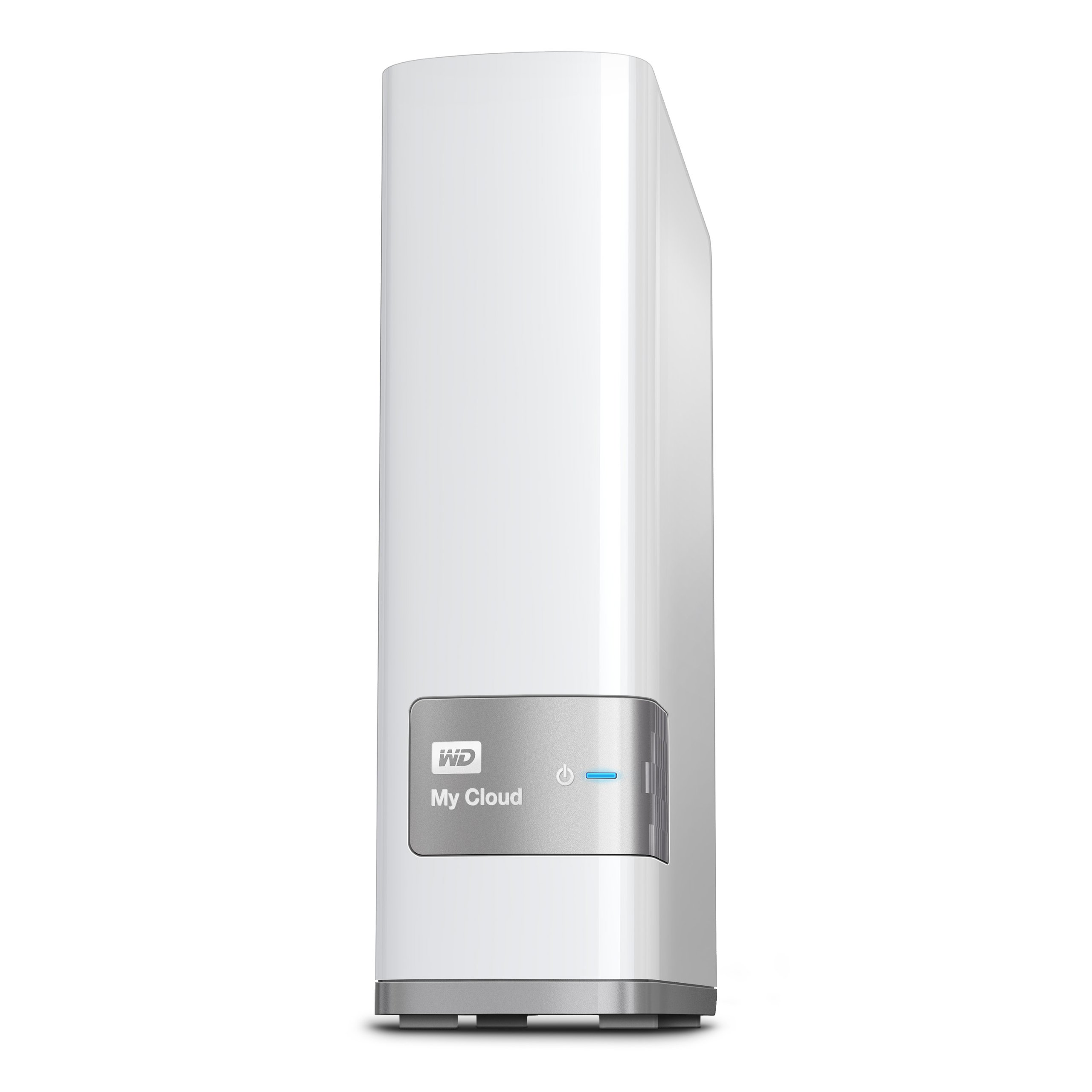 WD 2TB My Cloud Personal Network Attached Storage - NAS - WDBCTL0020HWT-NESN by Western Digital