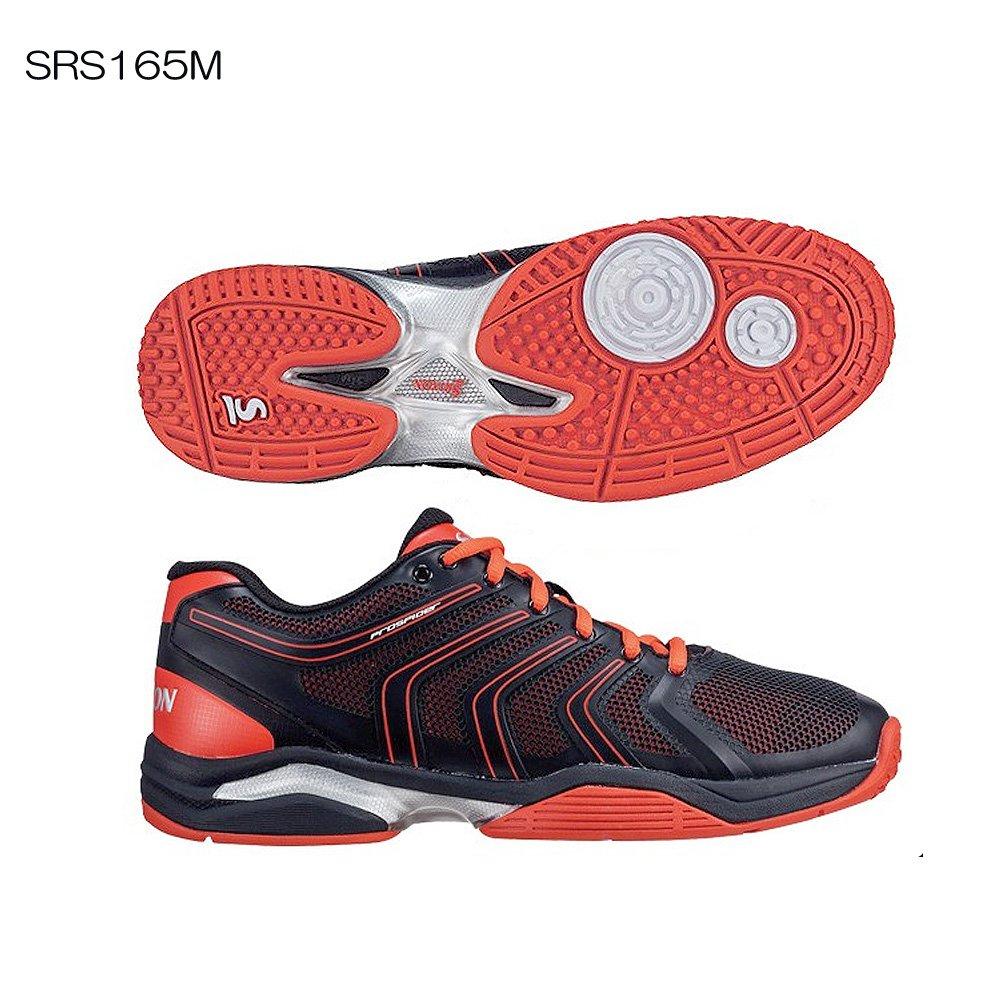 スリクソン(SRIXON) テニスシューズ プロスパイダー2 SRS-165MBR オムニクレーコート 2016年9月発売 B01M17BLZJ 27.0cm