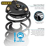 OREDY Front Pair Complete Struts Assembly Shock