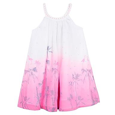 398806970 3 Pommes Girl s Pink Little Star Dress