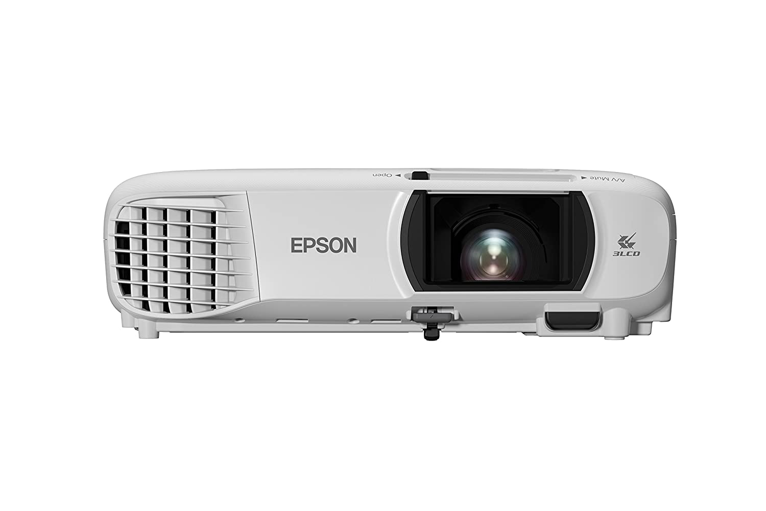 TALLA Built-in Wi-Fi. Epson EH-TW650 Video - Proyector (3100 lúmenes ANSI, 3LCD, 1080p (1920x1080), 15000:1, 16:9, 762 - 7620 mm (30 - 300