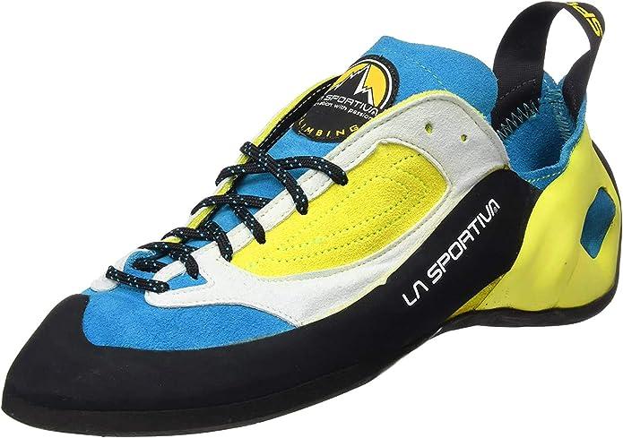 La Sportiva Finale Sulphur/Blue, Zapatillas de Escalada Unisex ...