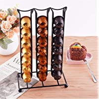 Coffee Capsules Holder fit 42 Pcs Nespresso Coffee Pods holder Great Gift for coffee lovers