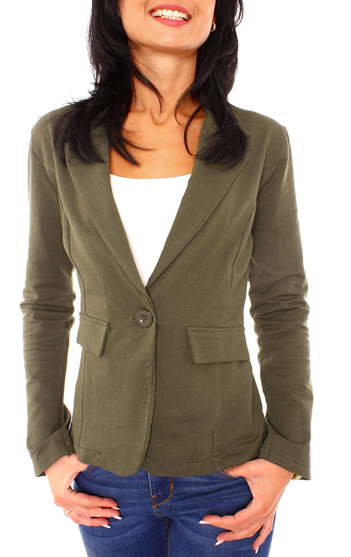 Easy Young Fashion Chaqueta de Traje - para Mujer