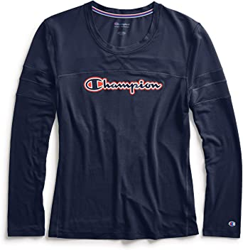 Champion Womens Classic Long Sleeve Tee