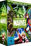 Marvel Superbox Vol. 2 (Hulk vs. Thor & Wolverine, The Next Avengers, Planet Hulk & Thor - Tales of Asgard) (4 Disc Set)