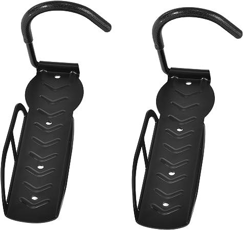 in.tec] 2x ganchos para colgar la bicicleta en la pared - soporte ...