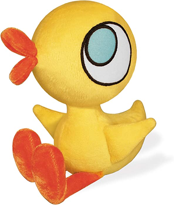 YOTTOY Mo Willems Collection | Duckling Soft Stuffed Animal Plush Toy - 8""
