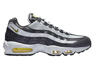 acheter populaire 3e1e3 a4dd4 Nike Men's Air Max 95 Leather Cross-Trainers Shoes