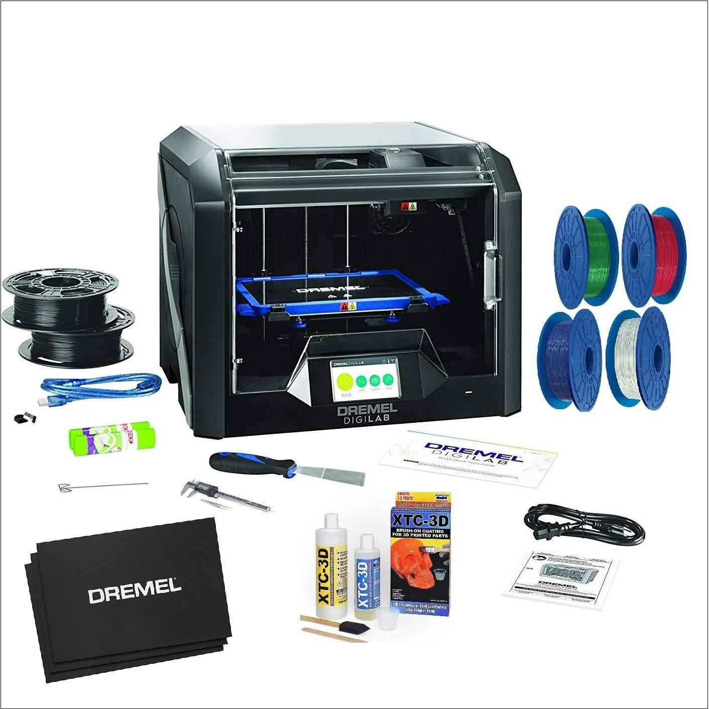 Dremel DigiLab 3D45 impresora 3D Value Bundle: Amazon.es ...