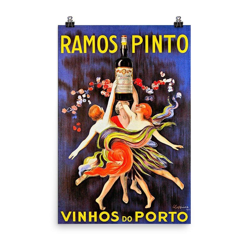 魅了 ヴィンテージポスター Ramos – Ramos Pinto 1175 – 24x36 Enhancedマット紙ポスター 24x36 – 24x36 B0782XYK3M, 葵書林:a2d7fc98 --- a0267596.xsph.ru