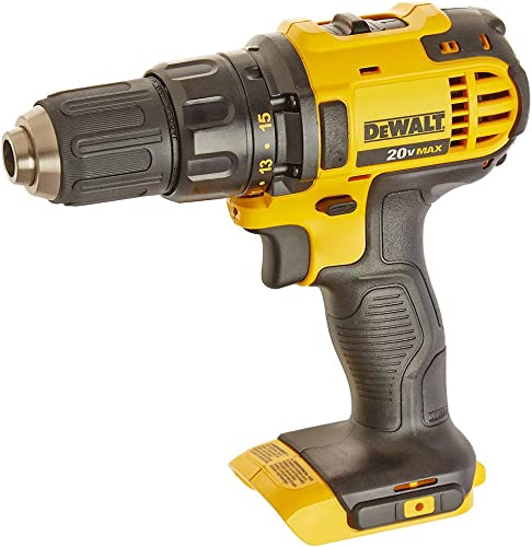 DEWALT DCD780BR 20V MAX Lithium Ion Compact Drill Driver, Tool Only Renewed