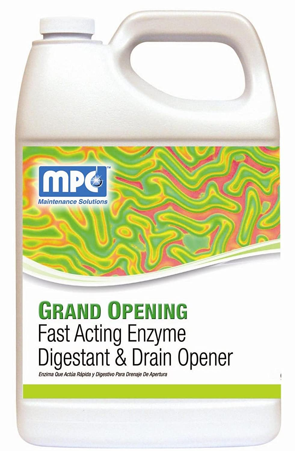 Amazon.com: Grand Opening Enzyme Digestant - 4 Gallons/Case ...