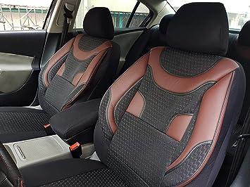 Schwarze Sitzbezüge für MAZDA CX-5 CX5 Autositzbezug VORNE