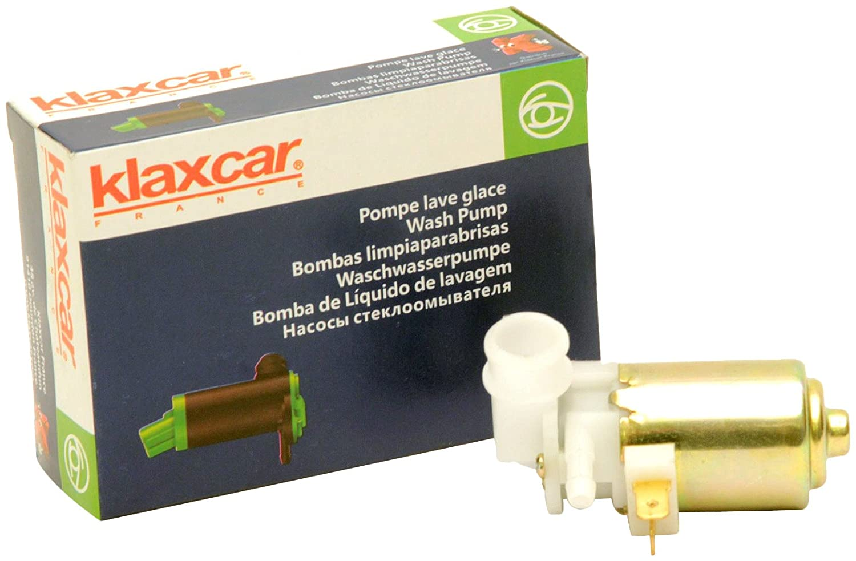 KLAXCAR 54551Z Washer Pump 12/24V 1600ml/min