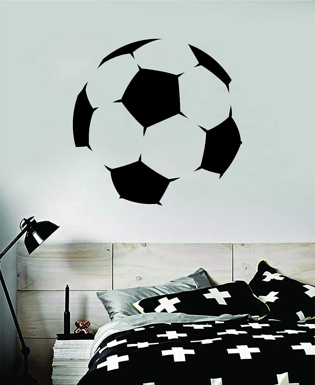 MOTIVATIONAL SPORT QUOTE WALL ART DECAL STICKERS VINYL ROOM BEDROOM FOOTBALL.