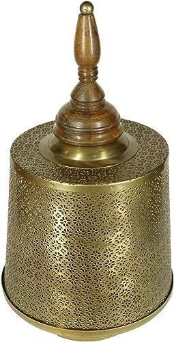 Courtyard Gifts Decor Moroccan Table Lantern