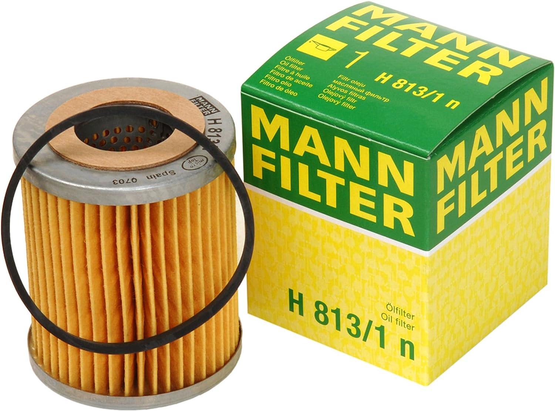 Mann-Filter H 813//1 N Oil Filter