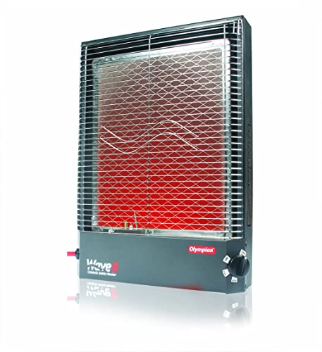 Camco Olympian Wave-8 LP Gas Heater
