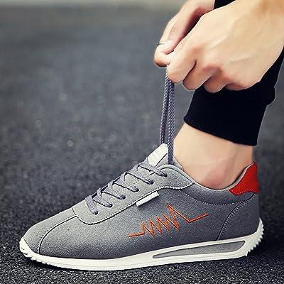XIAOLIN- Véritable nouvelle mode masculine pour les chaussures habillées de l'homme décontracté ( Couleur : 03 , taille : EU43/UK9/CN44 )