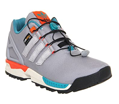 online retailer 4f060 9c6b9 ... Adidas Zx Flux Winter Grey Blue - 7 UK ...
