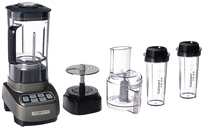The Best Cusinuart Blender For Processor