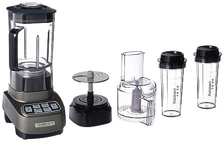 Cuisinart velocidad Ultra Trio 1 HP licuadora/procesador de ...