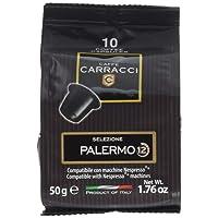 Caffè Carracci, Capsule Compatibili Nespresso, Intensità 12 - 100 Capsule