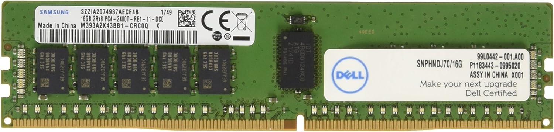16GB MEM DIMM RDIMM 2400MHZ A8