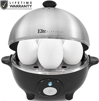 Amazon.com: Elite Cuisine EGC-007 Maxi-Matic - Escalfador de ...