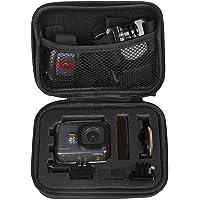 Plus Carrying Case Protective Camera Storage for GoPro Hero 5, Hero 6 Hero 7 2018 Black