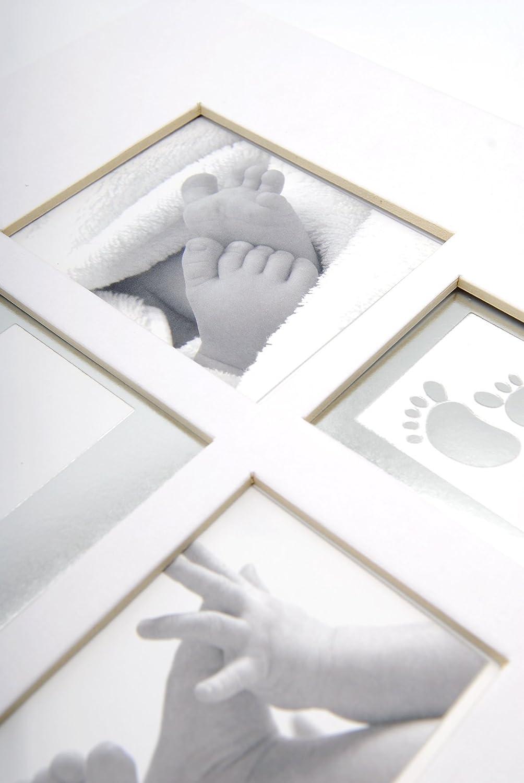 Walther, Álbum de Memorias para Bebés, Little Foot, para 200 Fotos, Blanco