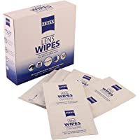 Tim Hawk Zeiss Pre-Moistened Lens Cleaning Wipes for Spectacles, Binoculars, Mobiles, Tablets, Laptops, LCD display, Cameras