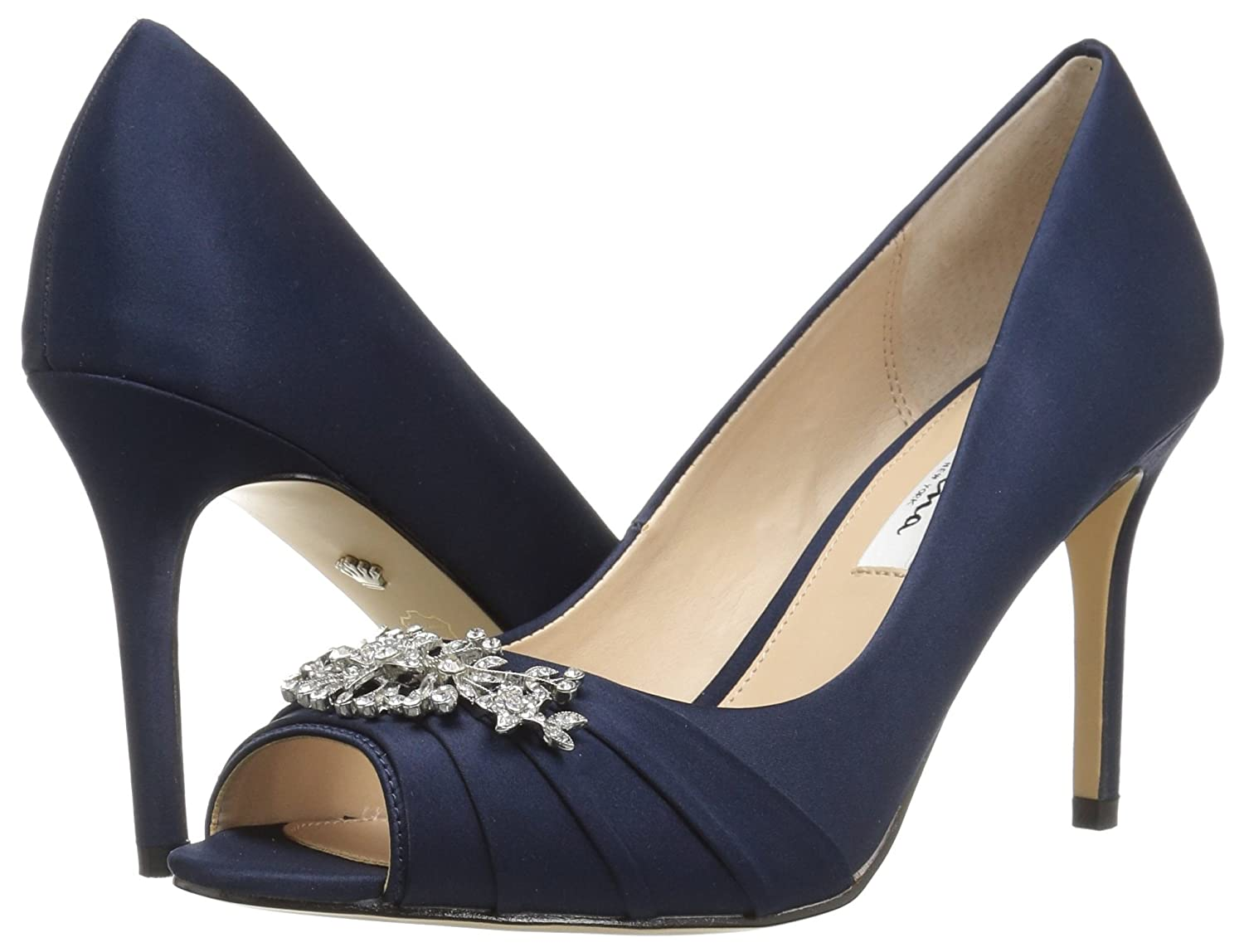 Nina Women's Rumina B(M) Dress Pump B0744R6GFP 8 B(M) Rumina US|Ls-new Navy a09b68