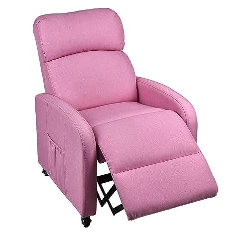 Sofá reclinable para niños - Sofá Mecedora para niños con ...