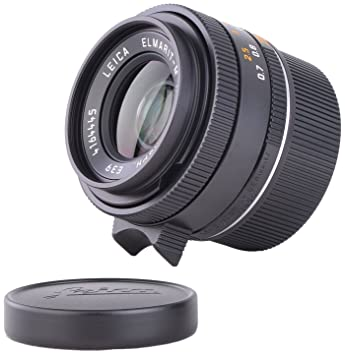 Leica 28mm f/2 8 ASPH M-Elmarit Wide Angle Manual Focus Lens
