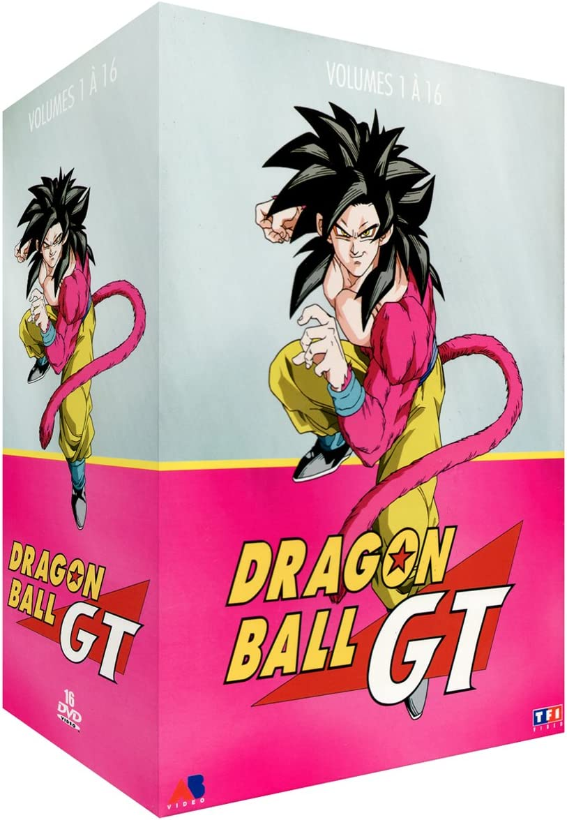 VF TÉLÉCHARGER GT UTORRENT DRAGON BALL INTEGRALE