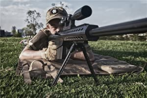 OneTigris Non-Padded Shooting Mat SD03 Review