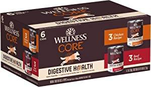 Wellness CORE Digestive Health Wet Dog Food