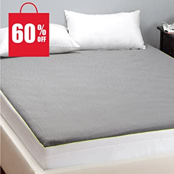 Bedsure Mattress Protector Fitted Mattress Cover