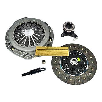 EF HD deporte Kit de embrague + cilindro esclavo para Nissan 350Z 370Z/Infiniti G35 G37: Amazon.es: Coche y moto