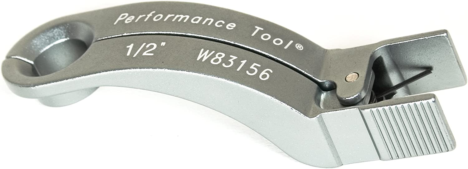 Performance Tool W83156 1//2 Deluxe Line Disconnect Tool