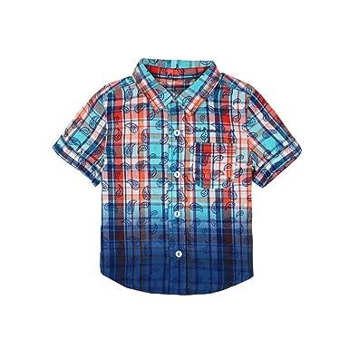 968440cb18604 boboli Camisa - para niño  Amazon.es  Ropa y accesorios