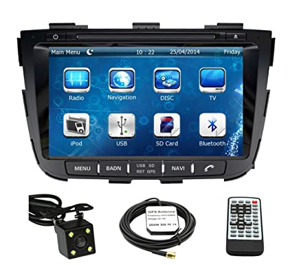 amazon com car gps navigation system for kia sorento 2014 2015 rh amazon com 2013 kia sorento navigation system manual 2013 kia sorento navigation system manual