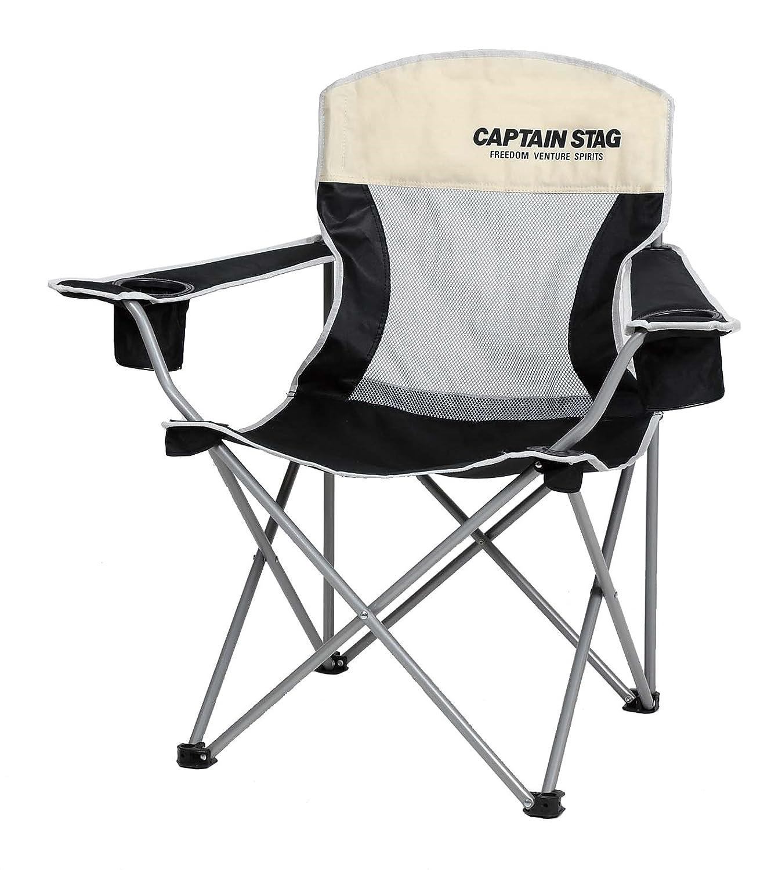 キャプテンスタッグ キャンプ用品 椅子 ラコンテ