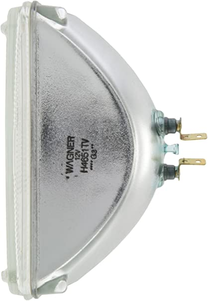 Wagner Headlight H4656TV TruView Head Lamp Sealed Beam