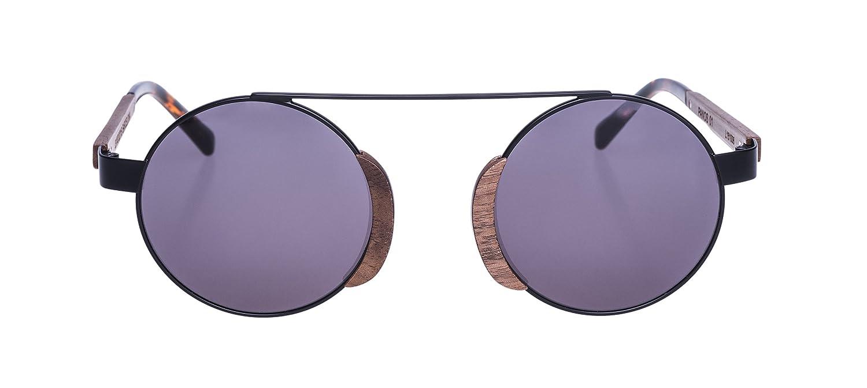WOODYS Panos 01 - gafas de sol, unisex, plateado, talla 43 ...